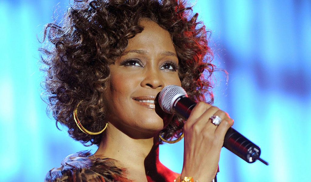 1987 - Whitney Houston