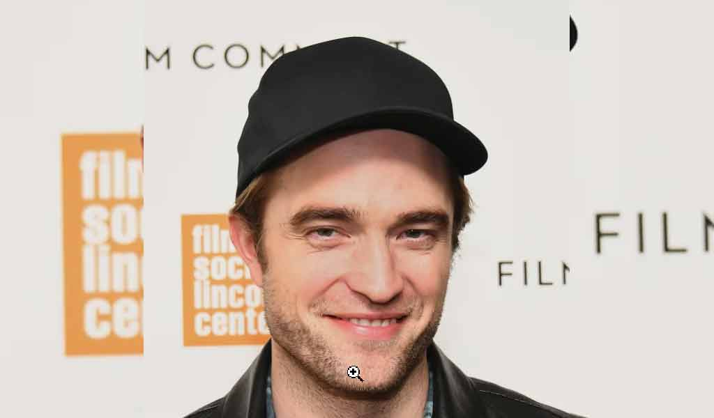 Robert Pattinson as Batman?